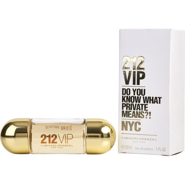 212 vip -  eau de parfum spray 30 ml