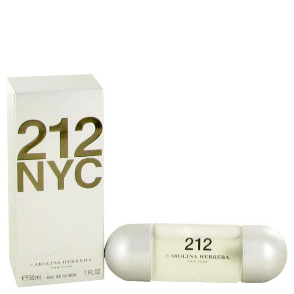 212 nyc -  eau de toilette spray 30 ml