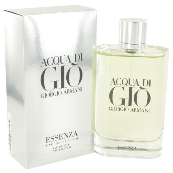 Acqua di gio essenza - giorgio  eau de parfum spray 180 ml