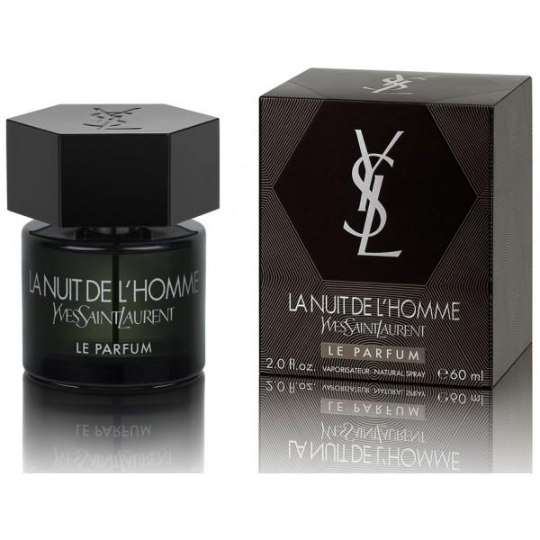 La nuit de l'homme le parfum -  eau de parfum spray 60 ml
