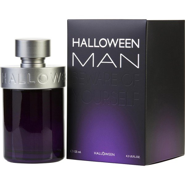 Halloween man de  eau de toilette spray 125 ml