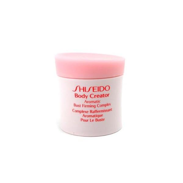 Body creator - complexe raffermissant aromatique pour le buste - shiseido crème 75 ml