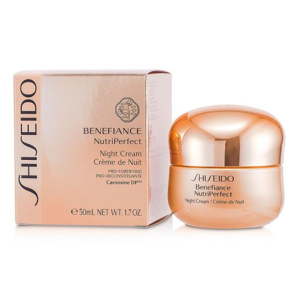 Benefiance nutriperfect - crème de nuit - shiseido crème 50 ml