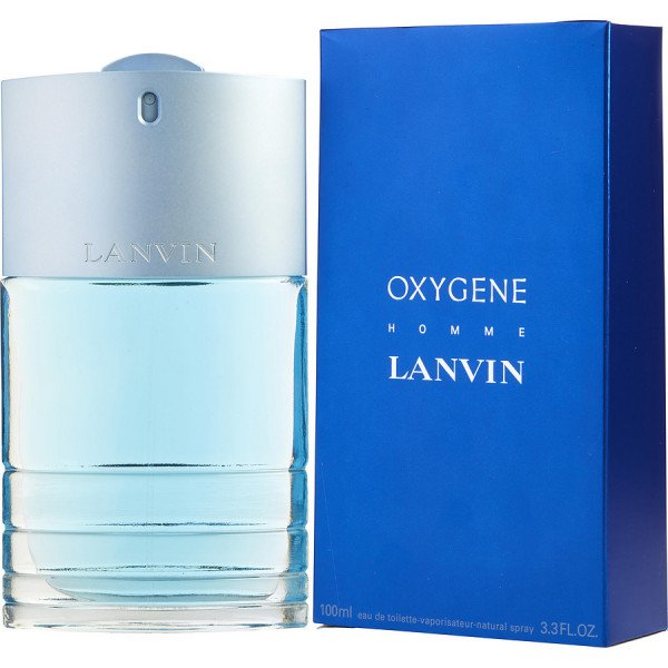 Oxygene - lanvin eau de toilette spray 100 ml