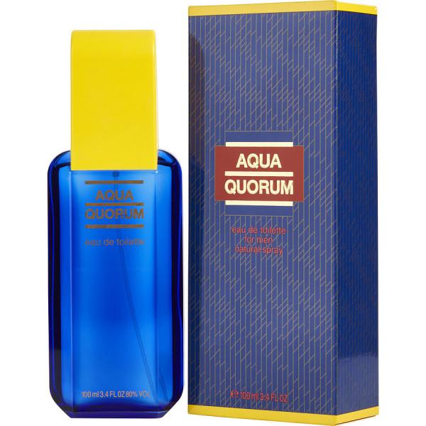 Aqua quorum -  eau de toilette spray 100 ml