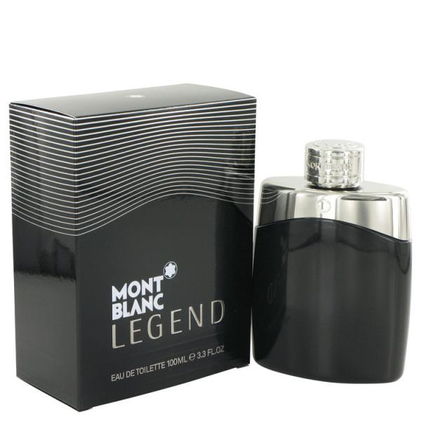 Montblanc legend - mont blanc eau de toilette spray 100 ml