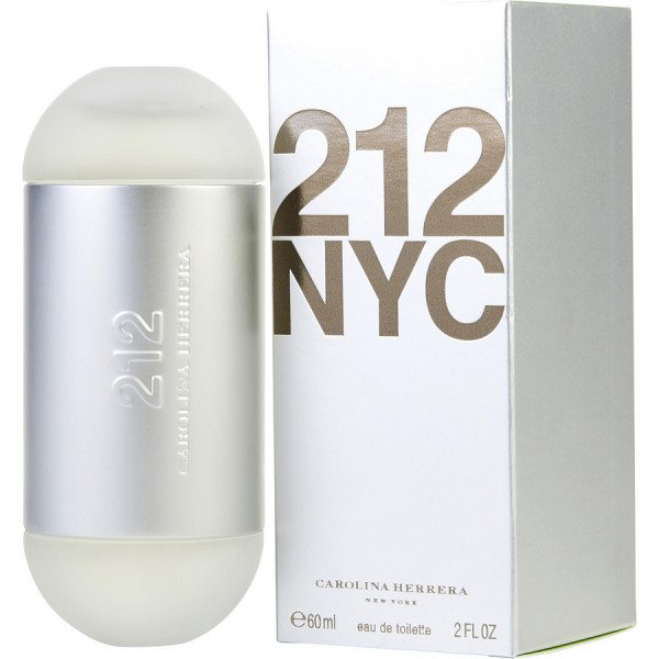 212 -  eau de toilette spray 60 ml