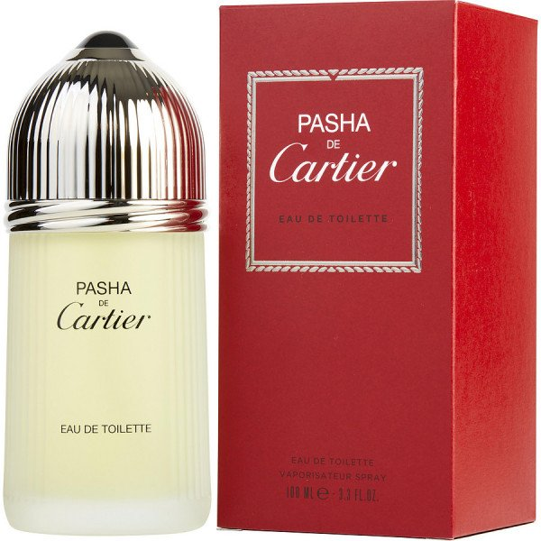 Pasha -  eau de toilette spray 100 ml