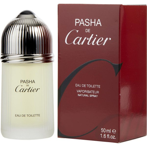 Pasha -  eau de toilette spray 50 ml