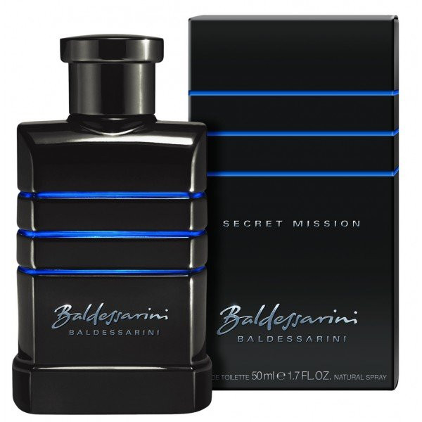 Secret mission -  eau de toilette spray 50 ml