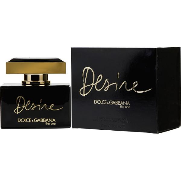 The one desire - dolce & gabbana eau de parfum spray 50 ml