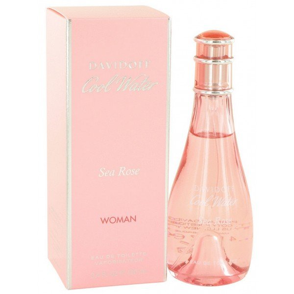 Cool water sea rose de  eau de toilette spray 100 ml