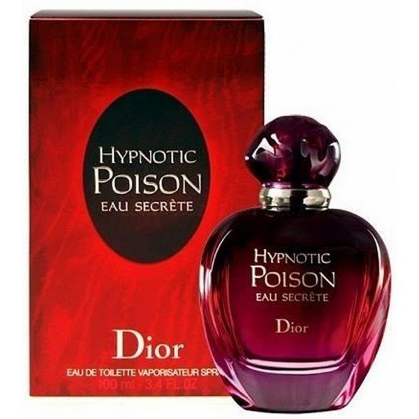 Hypnotic poison eau secrète -  eau de toilette spray 100 ml