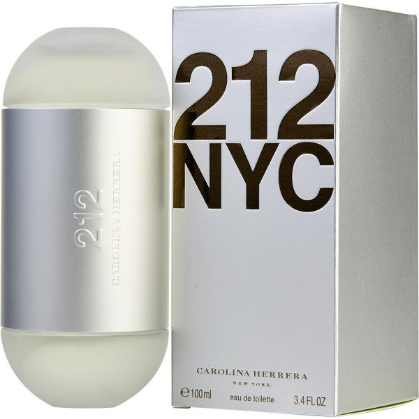 212 -  eau de toilette spray 100 ml