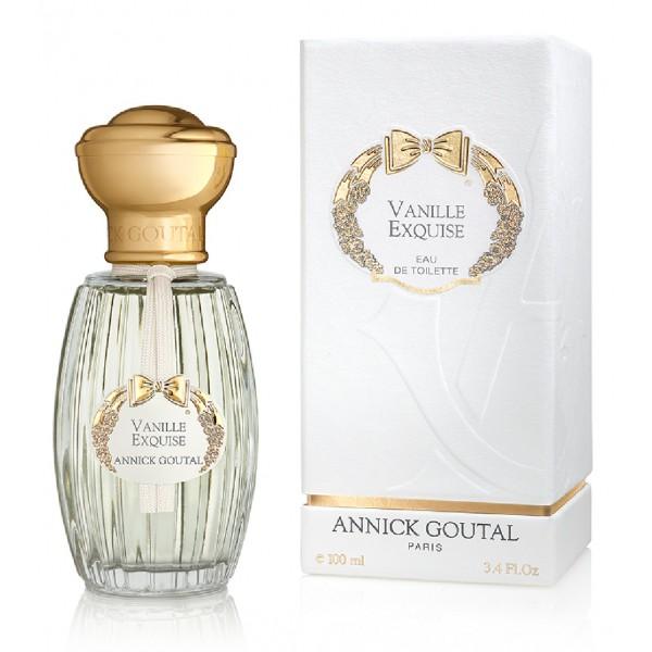 Vanille exquise - annick goutal eau de toilette spray 100 ml