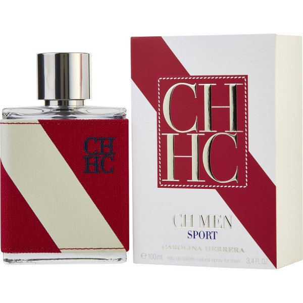 Ch men sport -  eau de toilette spray 100 ml