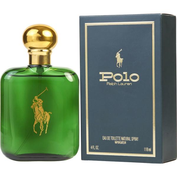 Polo - ralph lauren eau de toilette spray 118 ml