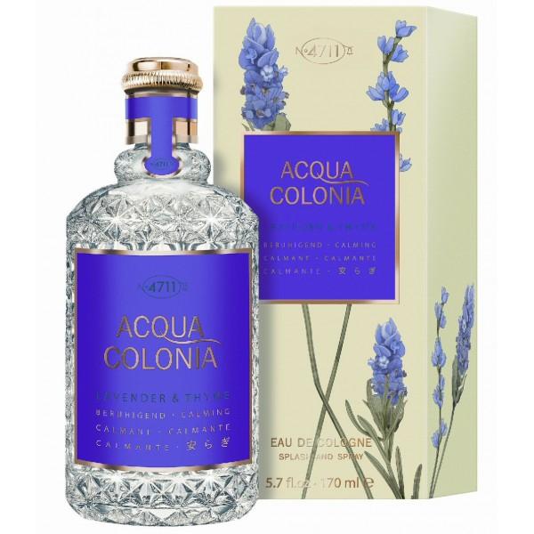 Acqua colonia lavande & thym -  eau de cologne spray 170 ml