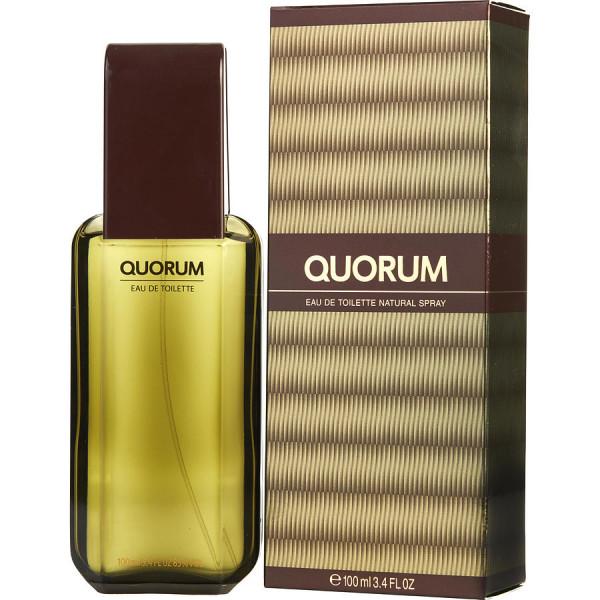 Quorum -  eau de toilette spray 100 ml