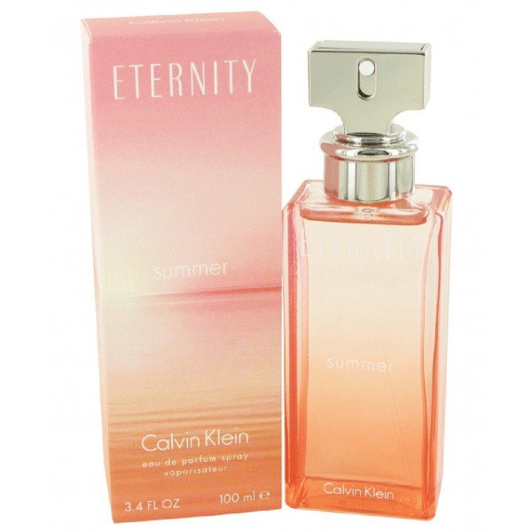 Eternity summer femme - calvin klein eau de parfum spray 100 ml