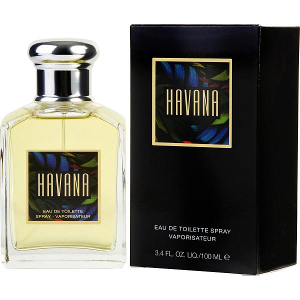 Havana -  eau de toilette spray 100 ml