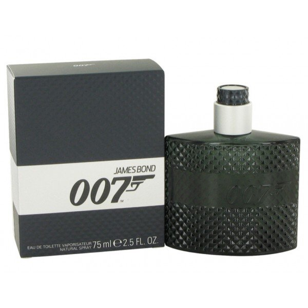 007 - james bond eau de toilette spray 75 ml
