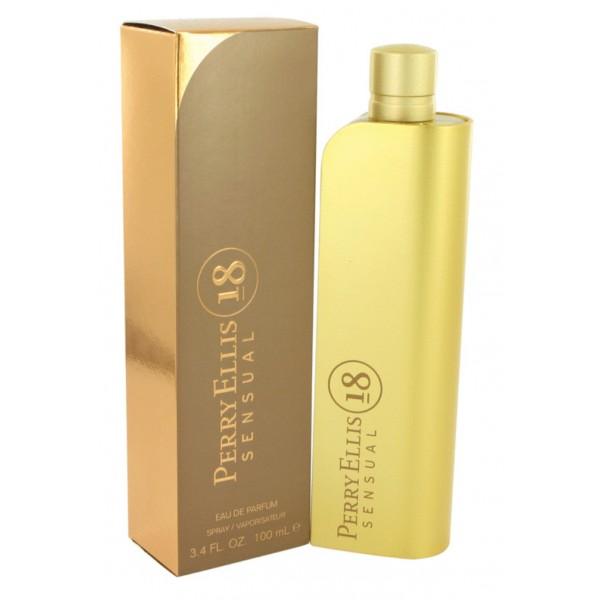 Perry ellis 18 sensual - perry ellis eau de parfum spray 100 ml