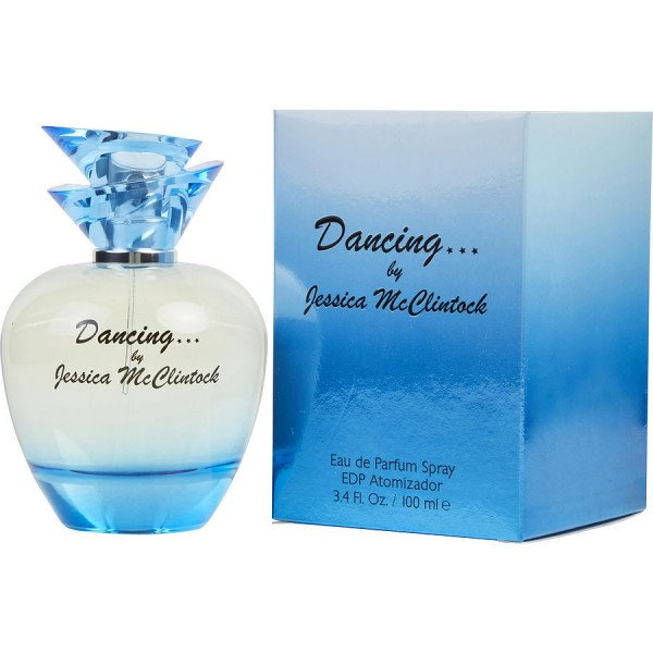 Dancing... - jessica mcclintock eau de parfum spray 100 ml