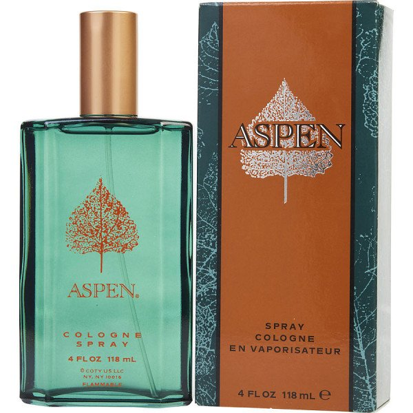 Aspen -  cologne spray 120 ml