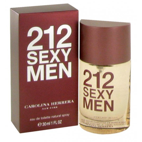 212 sexy men -  eau de toilette spray 30 ml