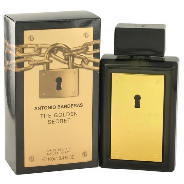 The golden secret -  eau de toilette spray 100 ml