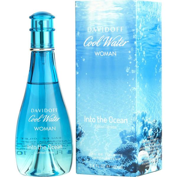 Cool water into the ocean -  eau de toilette spray 100 ml