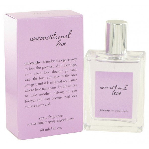 Unconditional love -  eau de toilette spray 60 ml