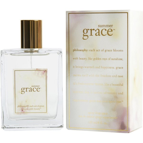 Summer grace -  eau de toilette spray 120 ml