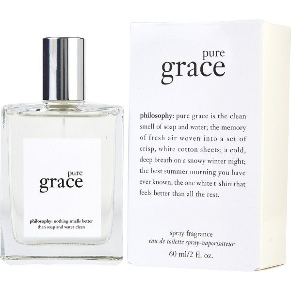 Pure grace -  eau de toilette spray 60 ml