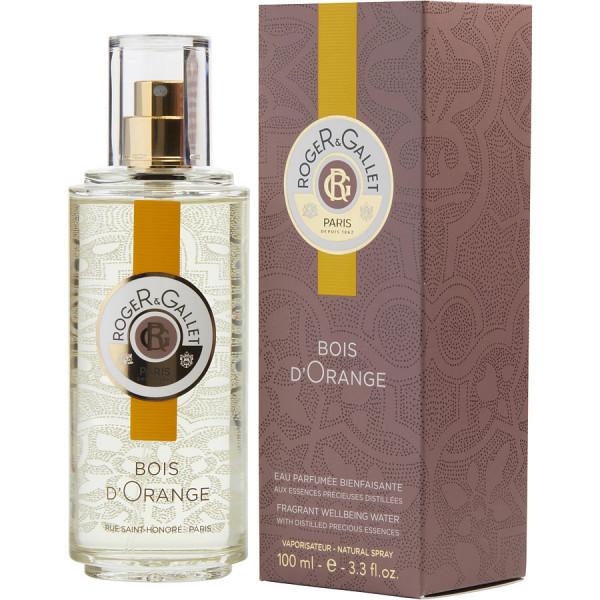 Bois d'orange - roger & gallet eau fraiche 100 ml