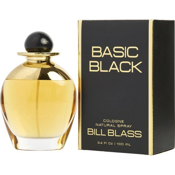 Basic black -  cologne spray 100 ml