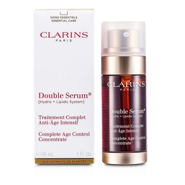Double serum - une concentration inégalée d'actifs anti-âge -  soin 30 ml