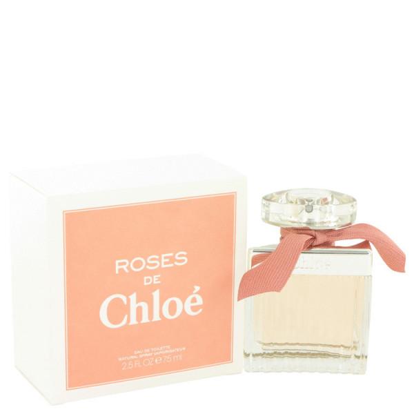 Roses de chloé - chloé eau de toilette spray 75 ml