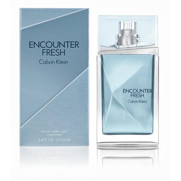Encounter Fresh - Calvin Klein Eau De Toilette Spray 100 ML