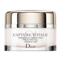 Capture Totale Crème Multi-Perfection SPF 20 Visage et Cou