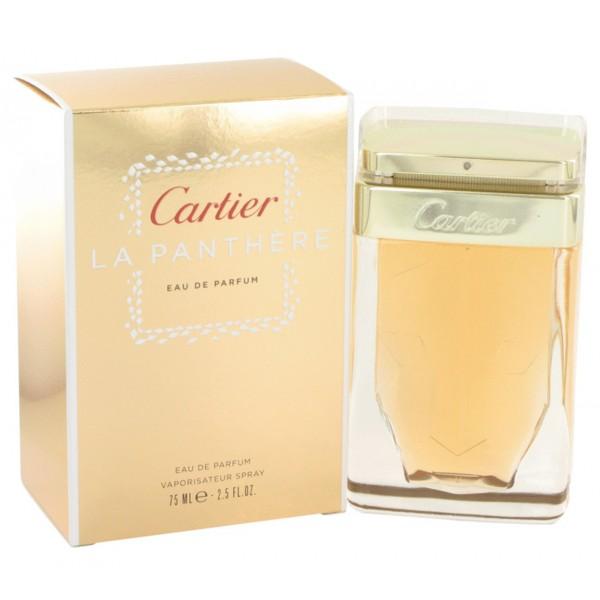 La panthère - cartier eau de parfum spray 75 ml