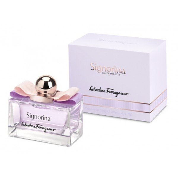 Signorina -  eau de toilette spray 100 ml