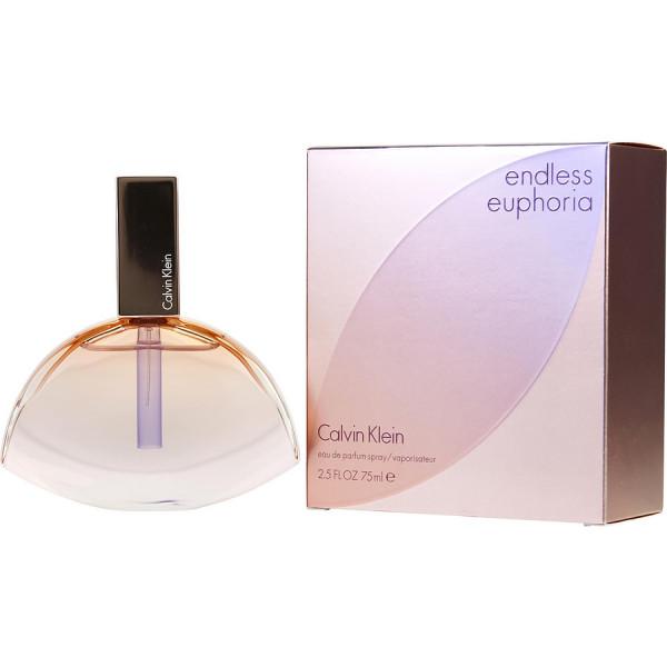 Endless euphoria - calvin klein eau de parfum spray 75 ml