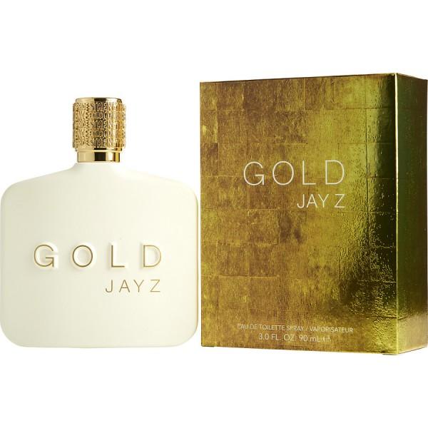 Gold - jay-z eau de toilette spray 90 ml