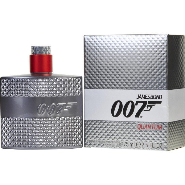 007 quantum - james bond eau de toilette spray 75 ml