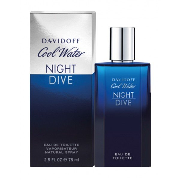 Cool water night dive de  eau de toilette spray 125 ml