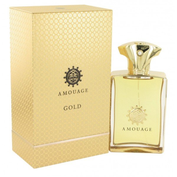 Gold man -  eau de parfum spray 100 ml