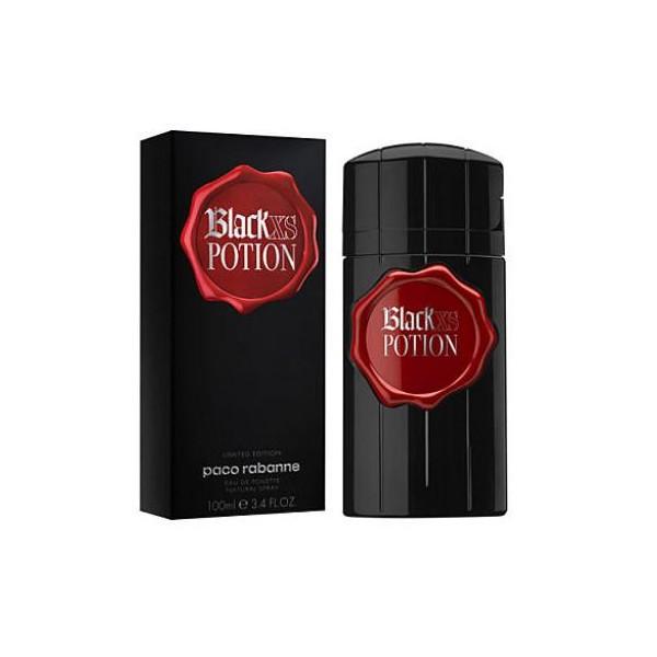 Black xs potion - paco rabanne eau de toilette spray 100 ml
