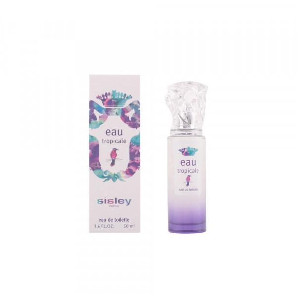 Eau tropicale - sisley eau de toilette spray 50 ml
